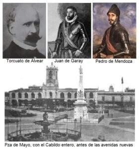 Un recorrido por la historia porteña