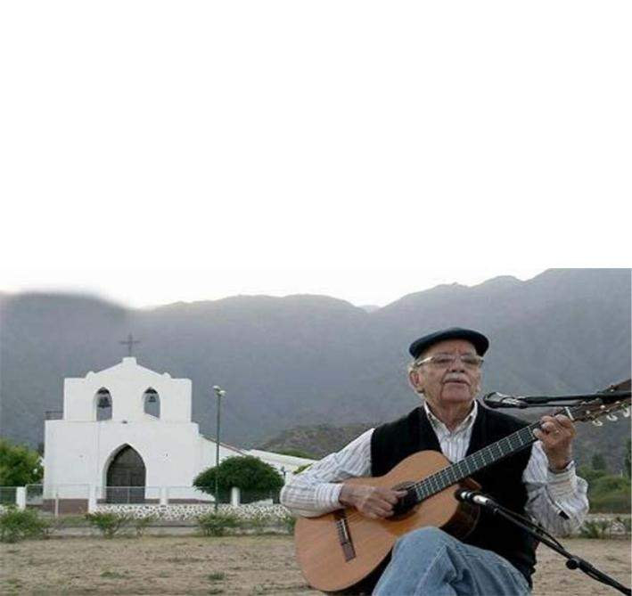 Homenaje a Ramón Navarro, de los Quilla Huasi, en el PCB