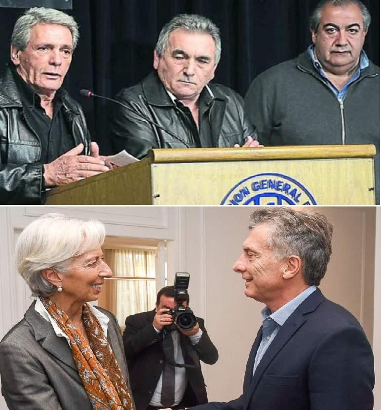 Reclamos por la presencia de Lagarde y la reunión del G20