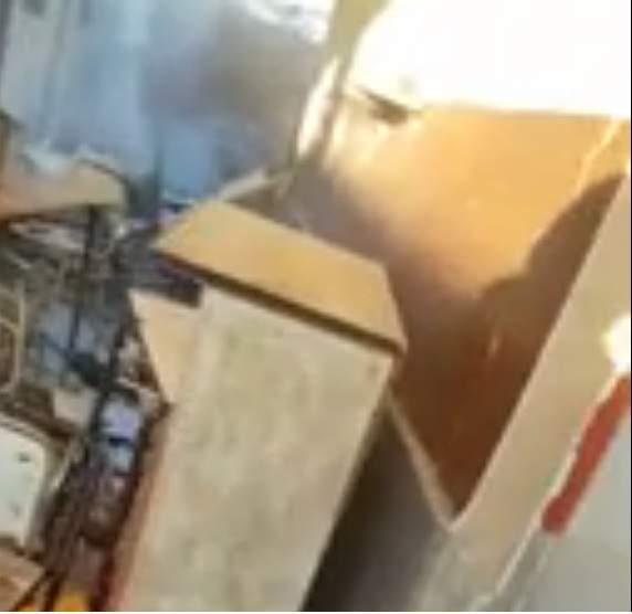 El gas acumulado arrasó con la vida de dos personas y las instalaciones de la Escuela 49
