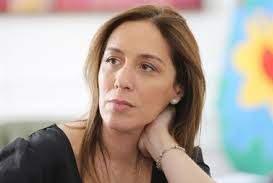 Gobernadora María Eugenia Vidal