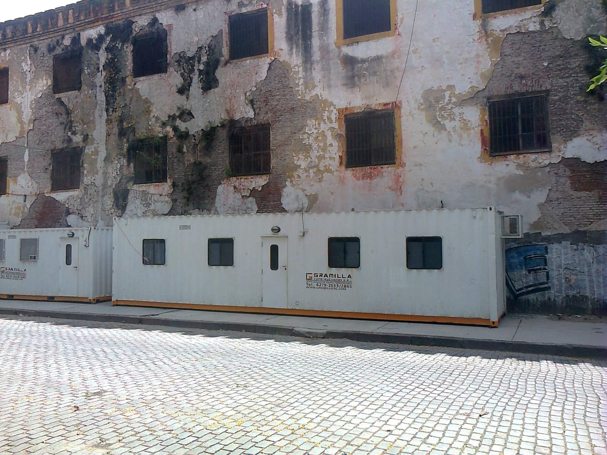 Anuncian las obras en la vieja cárcel de Caseros
