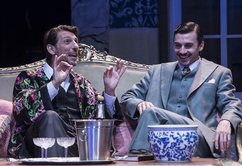 Blum. Foto de Carlos Furman/Complejo Teatral de Buenos Aires.