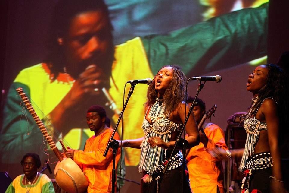 Visiones de Senegal, en la temporada internacional del San Martín