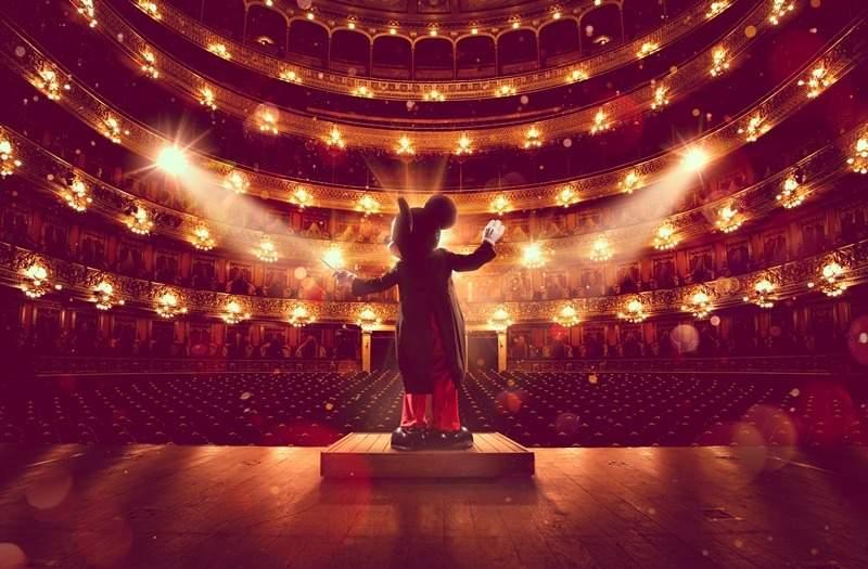 El mundo de Disney llega al Teatro Colón