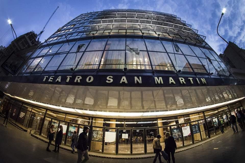 Última semana de las obras del Complejo Teatral de Buenos Aires
