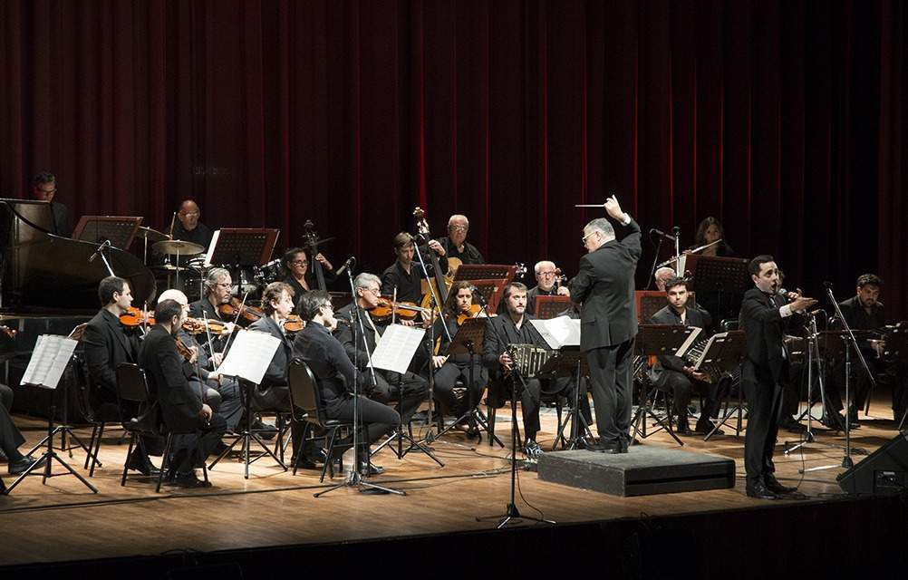 La Orquesta del Tango y la Banda Sinfónica despiden el año al aire libre
